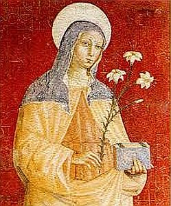 Saint Clare of Assisi | Franciscan Friars
